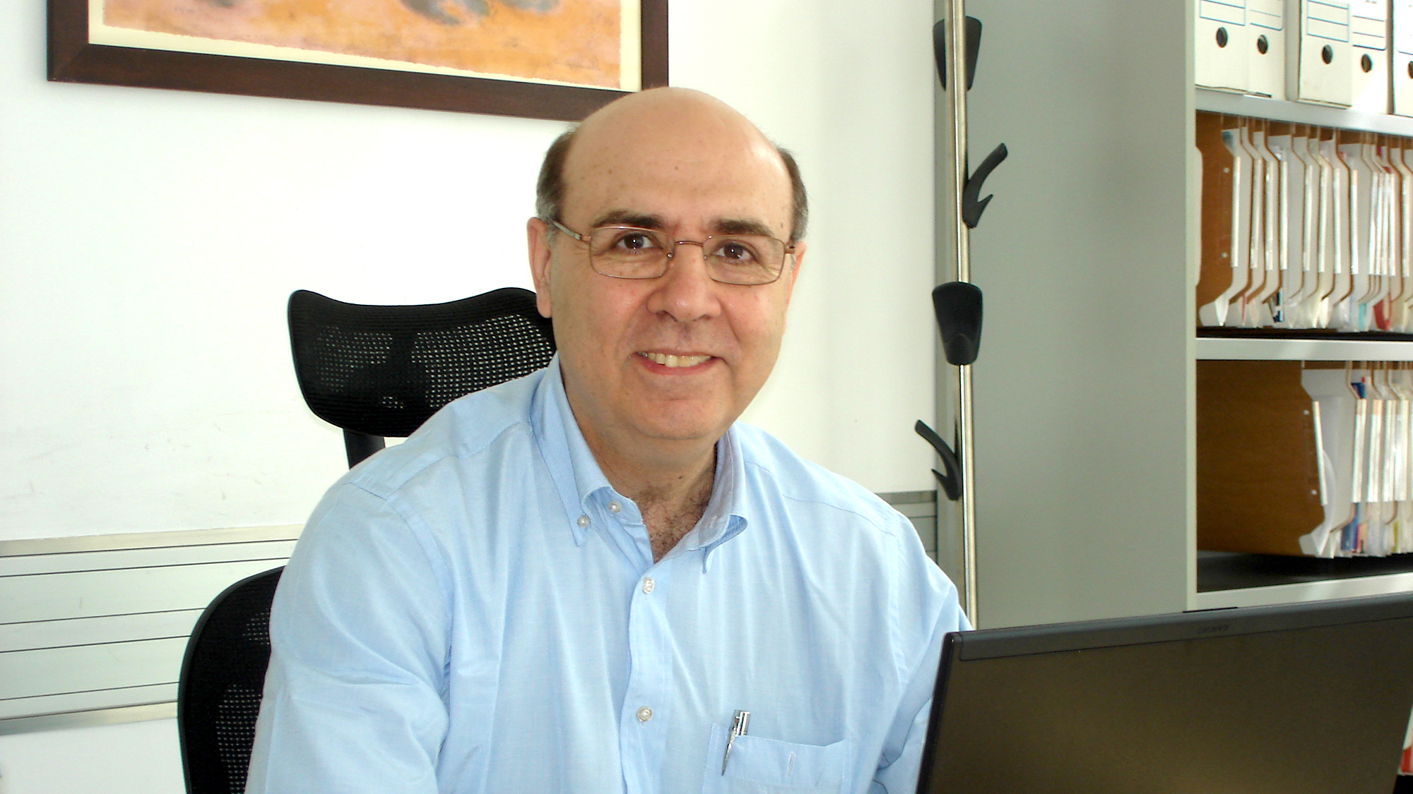 Ferran Sanz is the director of the IMIM-UPF Research Programme on Biomedical Informatics (GRIB).