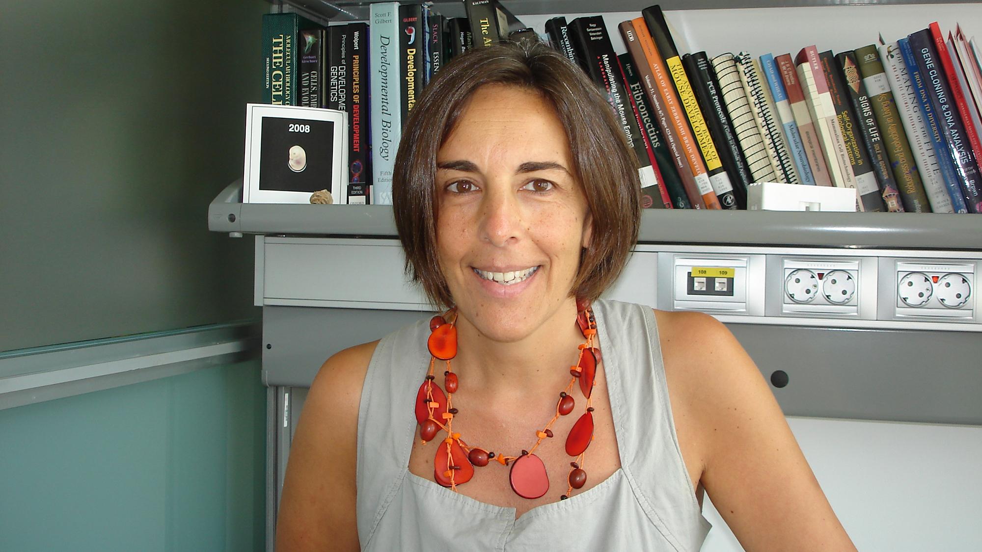 Cristina Pujades, científica e investigadora en el Departamento de Ciencias Experimentales y de la Salud, Universidad Pompeu Fabra (DCEXS-UPF).