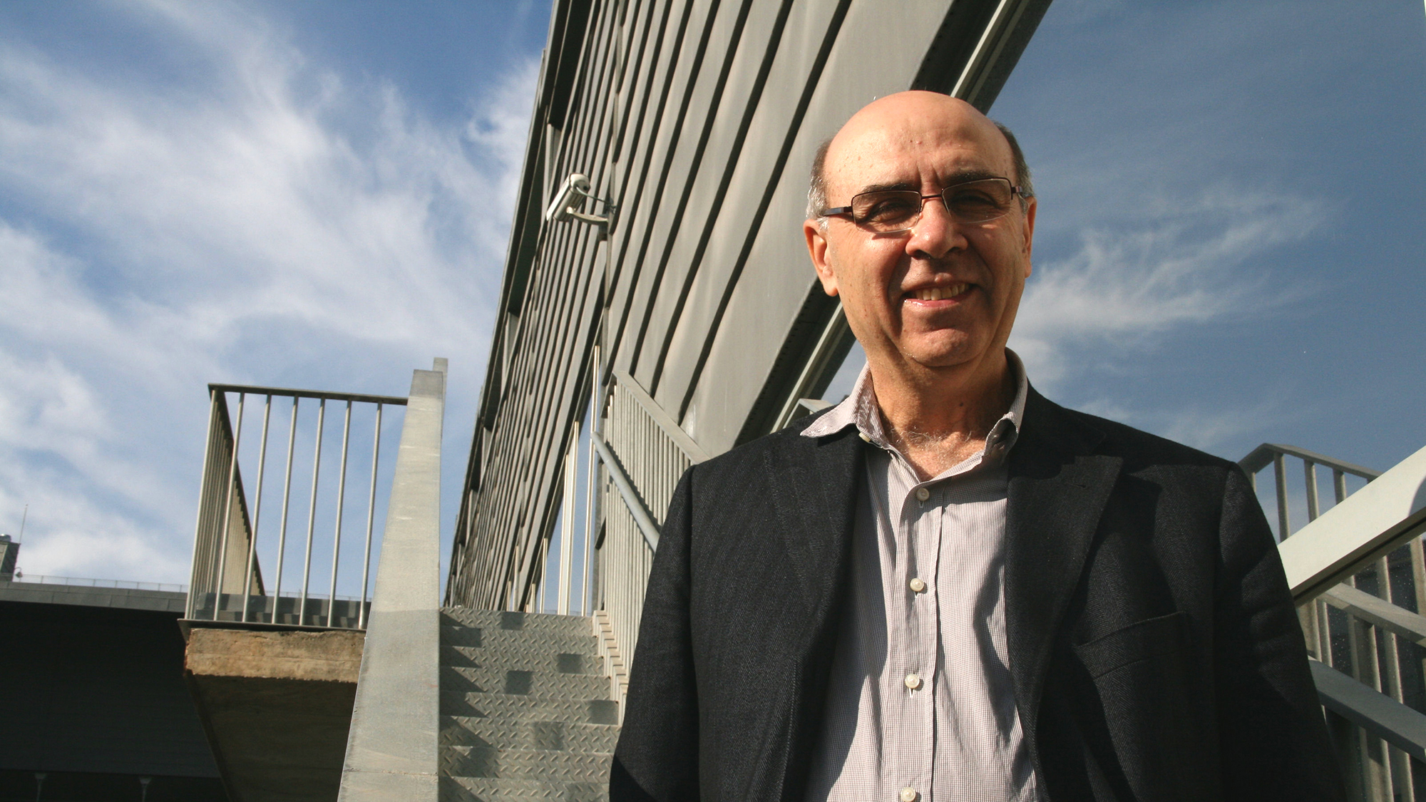 Ferran Sanz is the director of the Research Programme on Biomedical Informatics (GRIB).