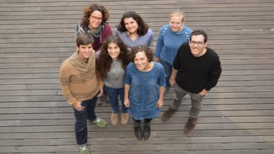 The team is formed by Cathryn Tonne, Mar Alvarez, Albert Ambros, Maëlle Salmon, Margaux Sanchez, Ariadna Curto and Carles Milà.