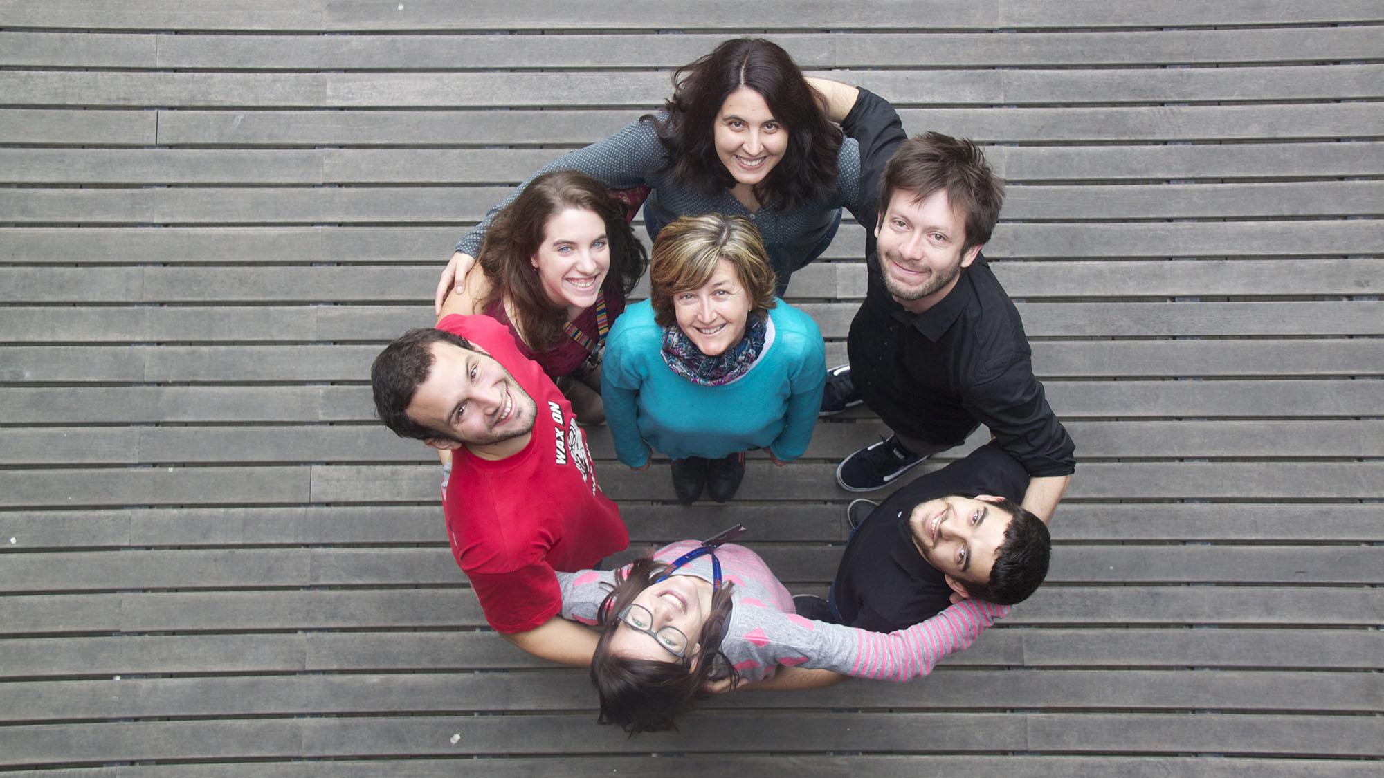 Grupo de Pilar Navarro (IMIM)