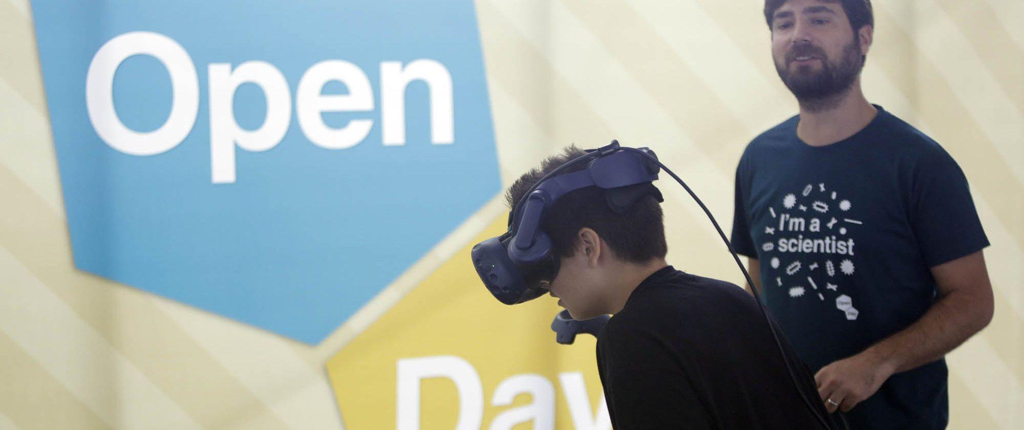 L'Open Day del PRBB, una gran festa de la ciència