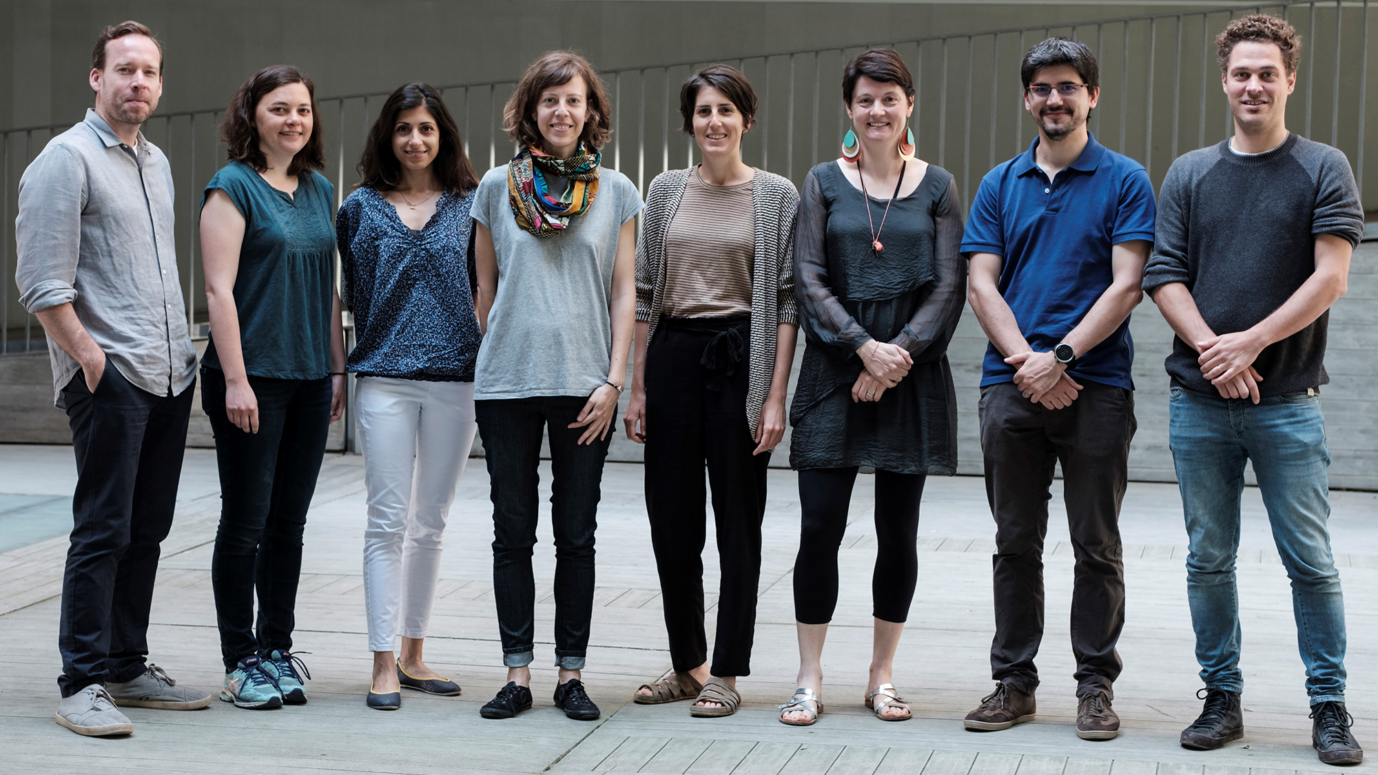 The Anguelovski lab works on so-called urban environmental justice, studying how creating green cities differentially impacts various groups of the population.