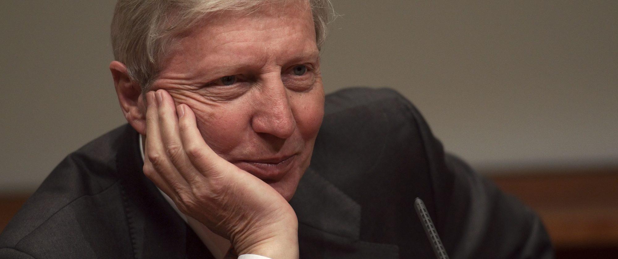 Jules Hoffmann, Nobel Laureate 2011