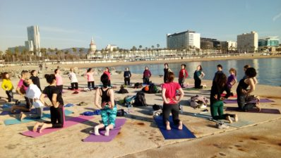 Activity of the second edition of the Healthy Week of the PRBB
