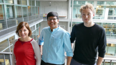 Vikas Trivedi group at EMBL-Barcelona, doing research on bioengineering, organoids and developmental biology