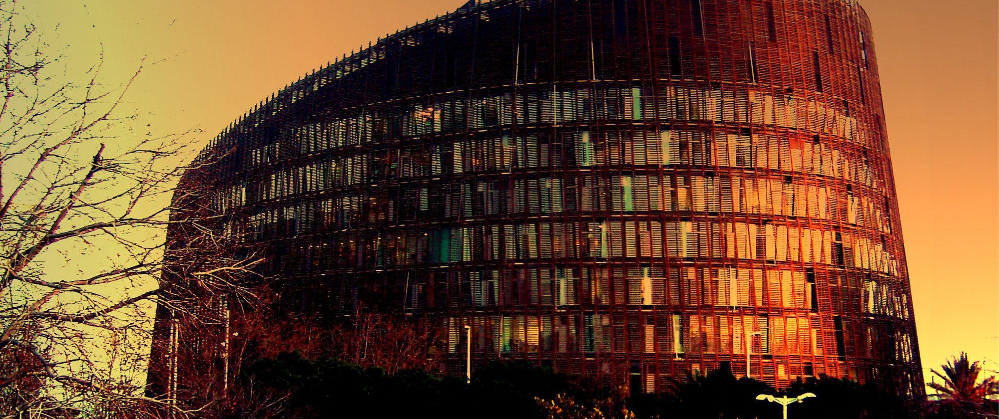 Edifici, Barcelona, PRBB, arquitectura