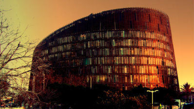 Building, Barcelona, PRBB, architecture