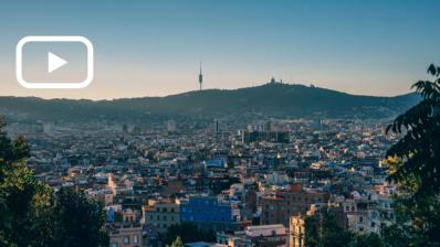 Torre de telecomunicacions Collserola a Barcelona (Imatge de Pexels)