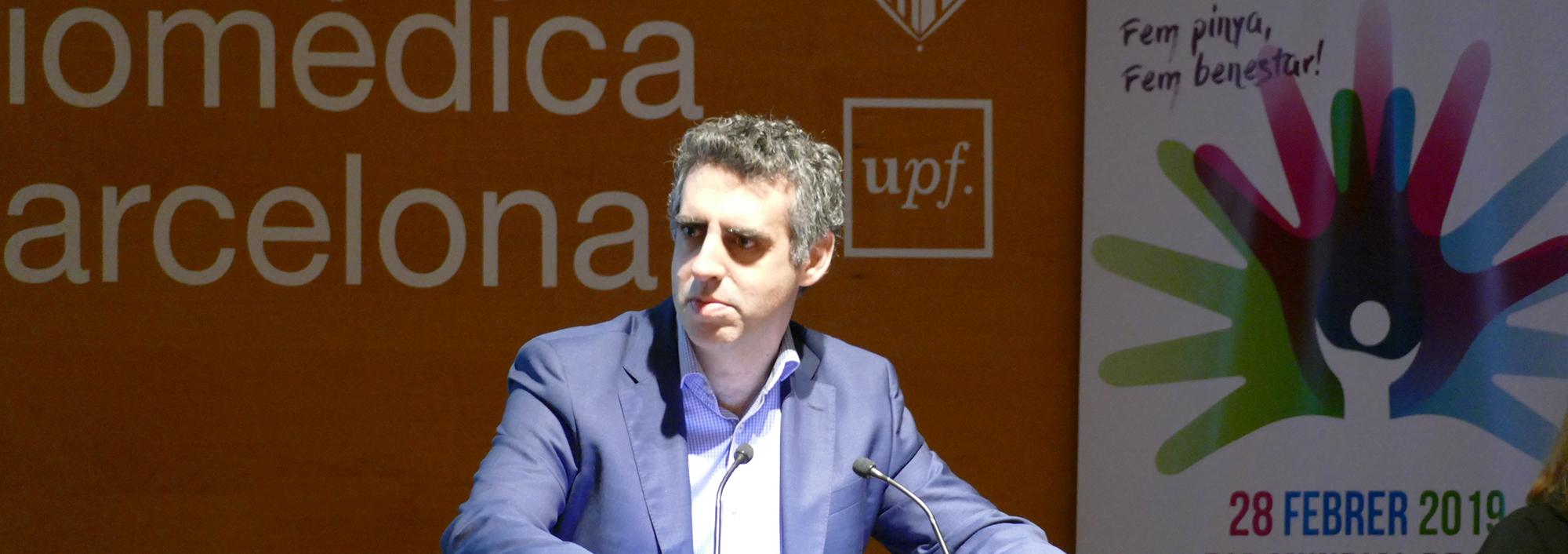 Manel Esteller, director del Institut de Recerca contra la Leucèmia Josep Carreras.