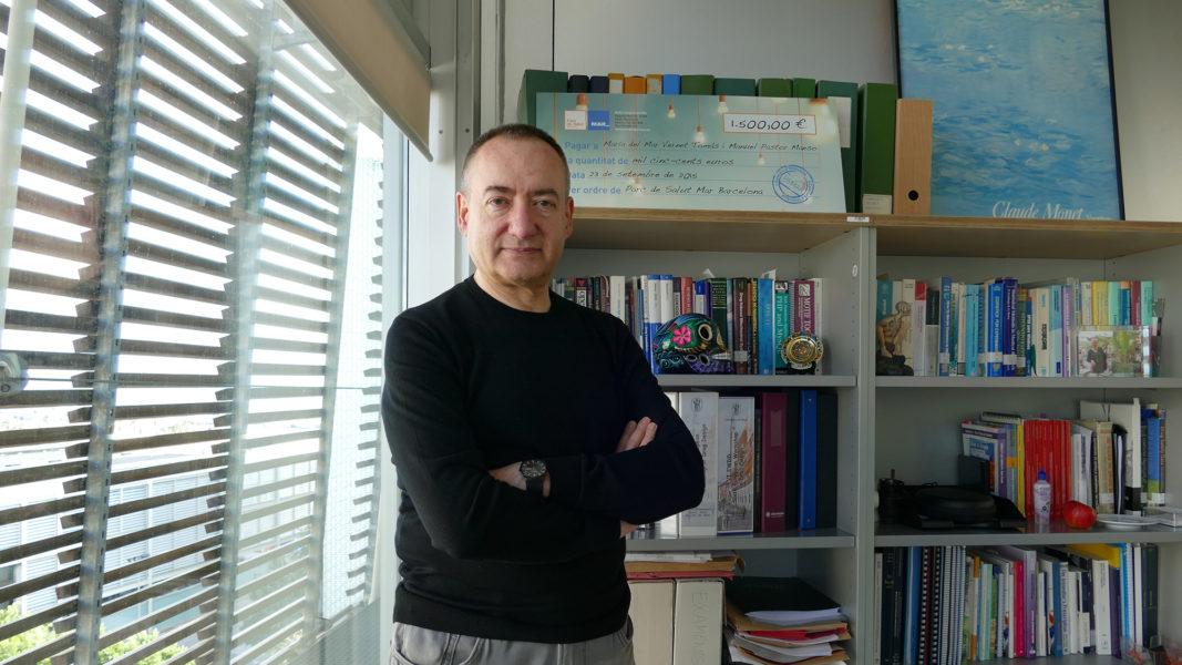 Manuel Pastor, investigador principal del grup de farmacoinformàtica al GRIB.