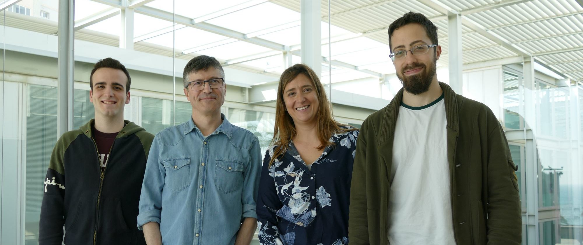 "The research group ""Nutrition Signals in Insects"" is made up of a graduate student, a laboratory technician, a bioinformatics and the principal investigator, José Luis Maestro."