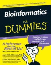 Bioinformatics for Dummies, un llibre de Jean-Michel Claverie i Cedric Notredame.