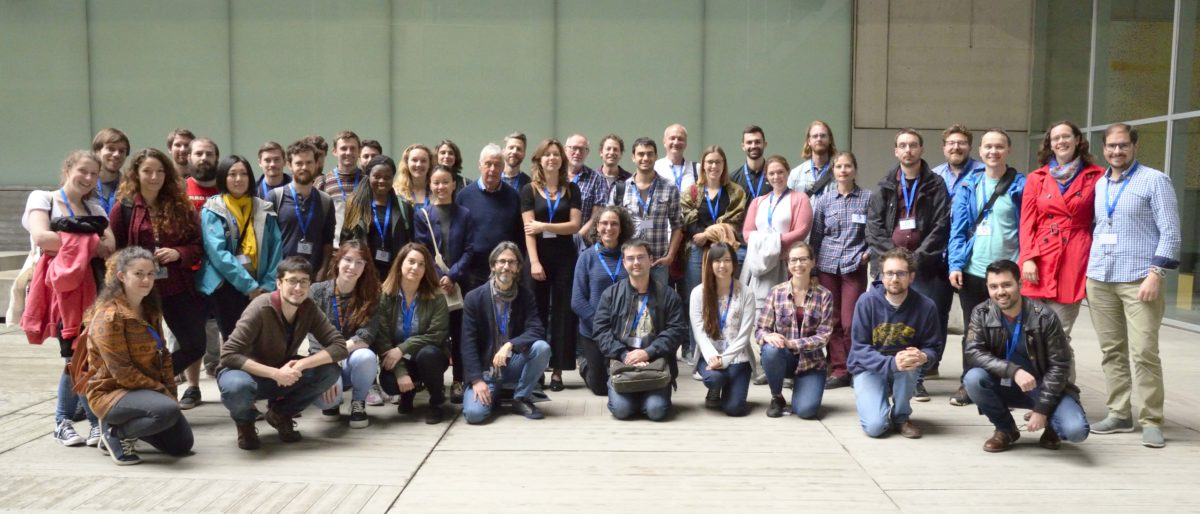 45 participants from 9 different countries participated in the 7th International Choanoflagellates & Friends meeting at the PRBB.