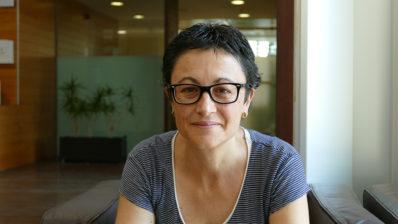 Joana Porcel, gestora de la recerca a l'ISGlobal.