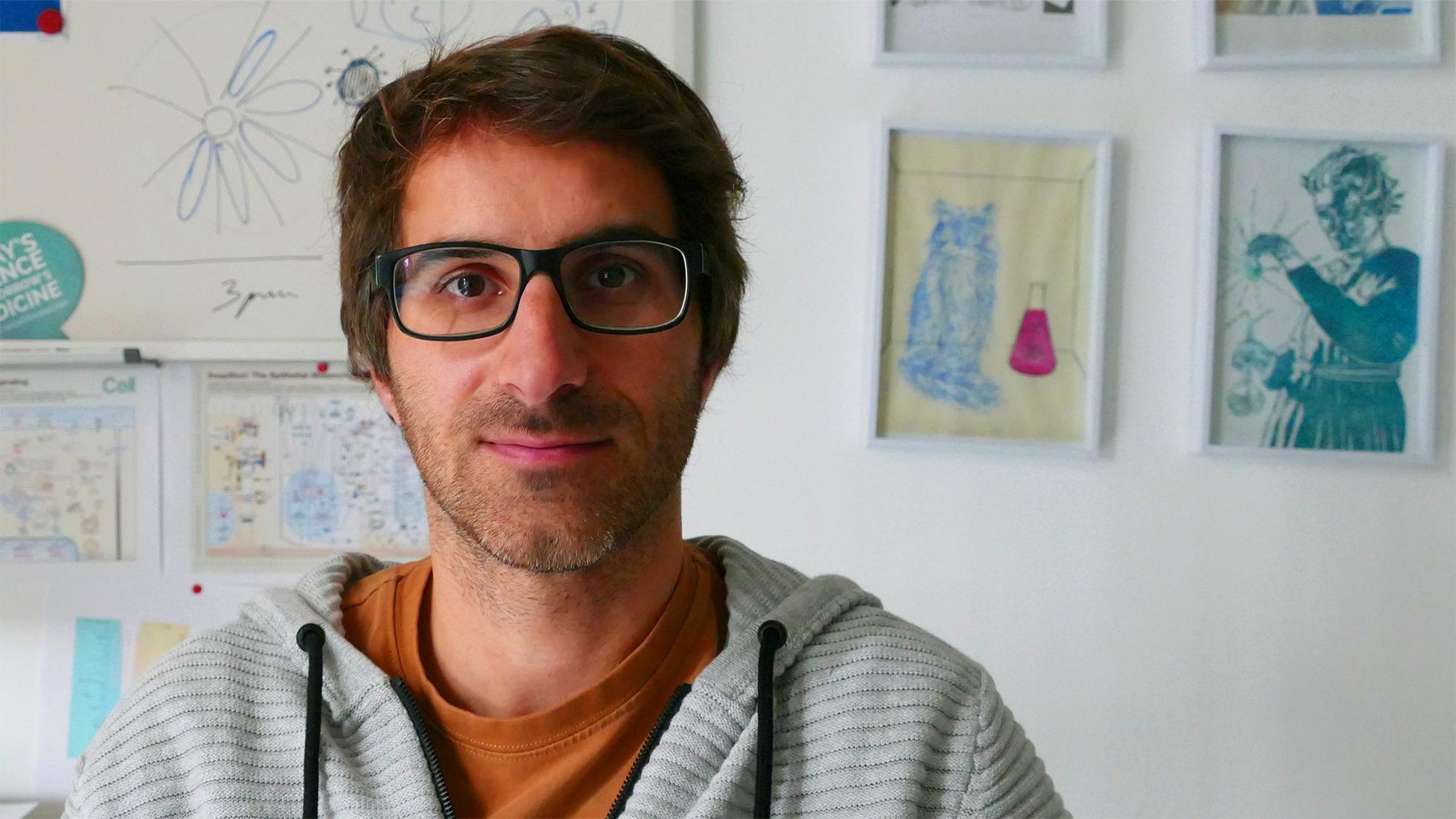 Toni Celià-Terrassa investiga los mecanismos de la metástasis de cáncer de mama en el IMIM.