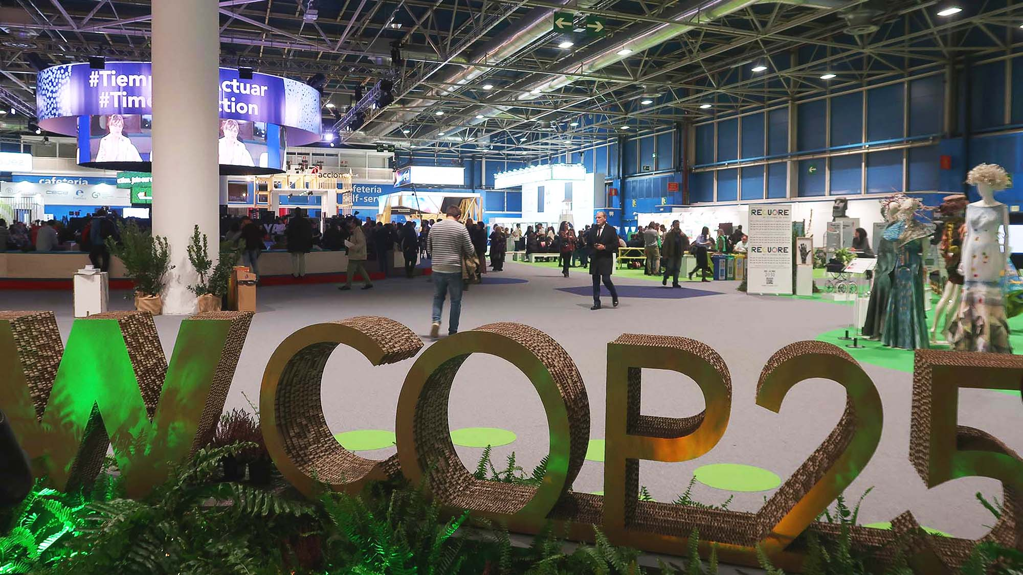 Our health depends on the health of the planet. This was the focus of the round table organized at COP25 by ISGlobal.