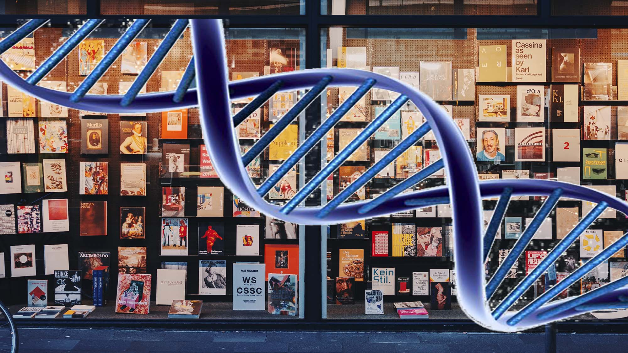 The EGA (European Genome-Phenome Archive) is a kind of showcase for genomic studies worldwide. | Picture by Daniel von Appen from Unsplash.