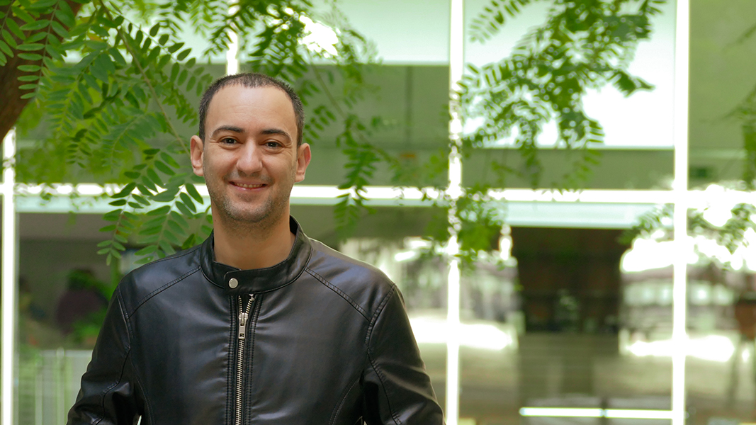 Jordi Minguillón, one of the founders of the tournament and currently a researcher in the Genome Instability and DNA Repair Syndromes Group of the Sant Pau Research Institute.