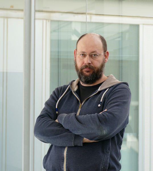 Jesús Gómez-Zurita Frau, researcher at the Institute for Evolutionary Biology (IBE: CSIC-UPF).