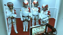 """Iñaki Ruiz-Trillo, investigador a l'IBE, era el comandant de la darrera """"missió a Mart"""" d'Astroland, on van recollir mostres per analitzar,"""