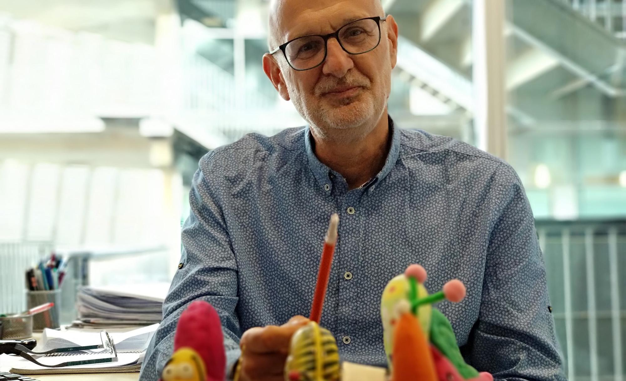 Antonio Garcia de Herreros es líder de grupo en el IMIM desde hace 28 años.