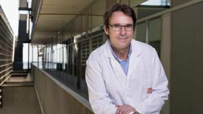 Joaquín Arribas became the new IMIM director in March 2020 - just in the midst of the coronavirus crisis.