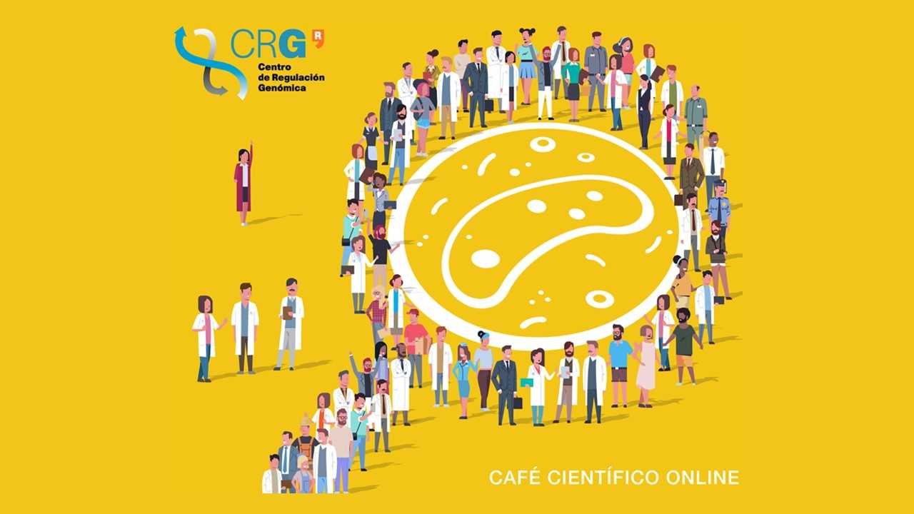 "The first 100% online CRG Scientific Coffee, about the citizen science project ""Saca La Lengua"", was a success."