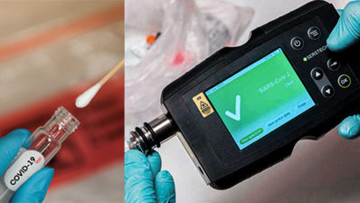 El personal que lleve a cabo la prueba no tiene que ser entrenado. El instrumento proporciona una respuesta inequívoca. | Imagen de la UPF.