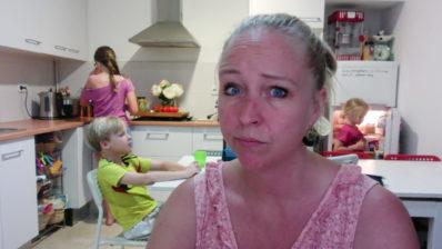 Roni Wright es investigadora en el CRG y madre de tres hijos.
