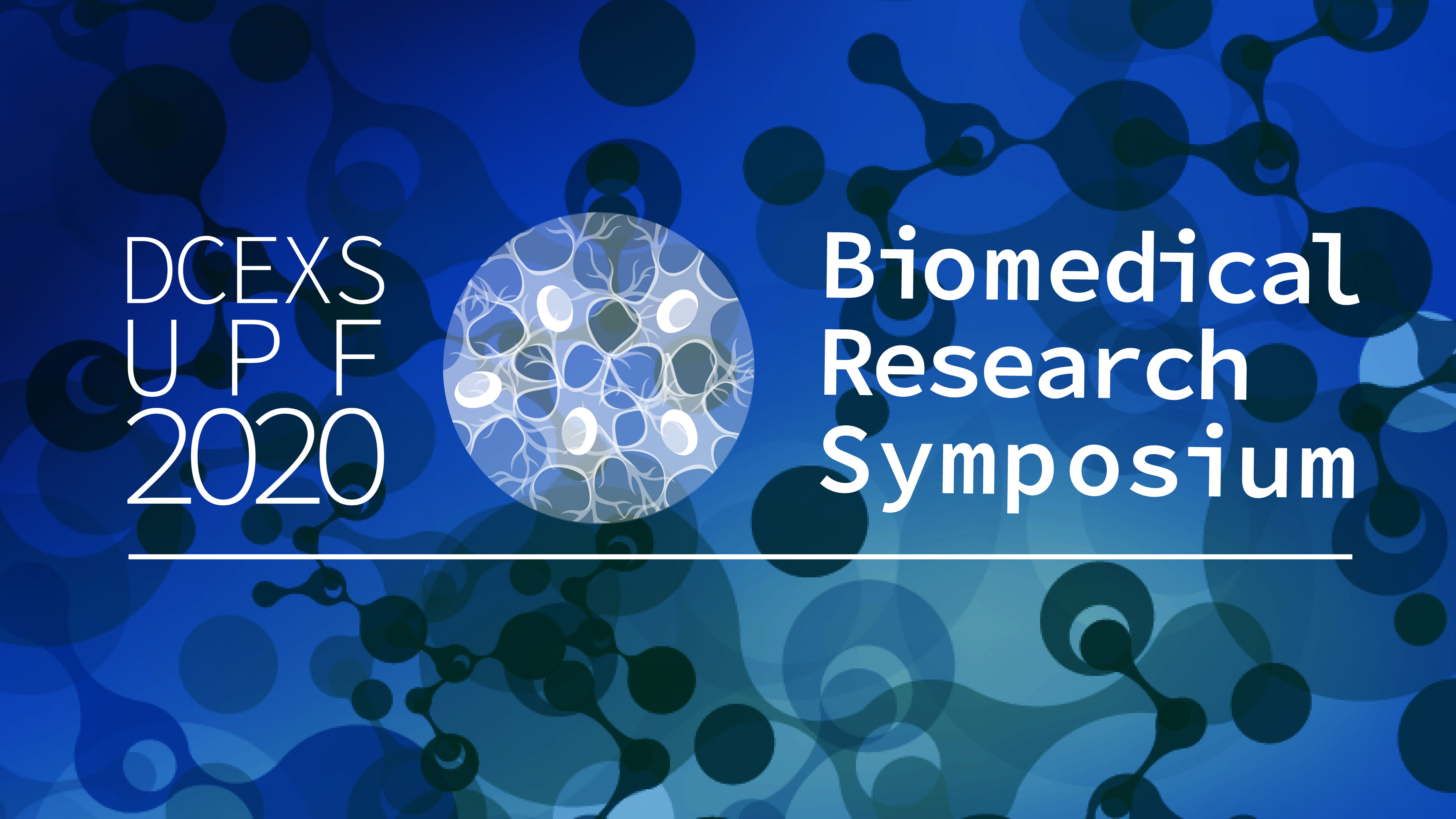 Tot llest pel Simposi de Biomedicina del DCEXS-UPF 2020