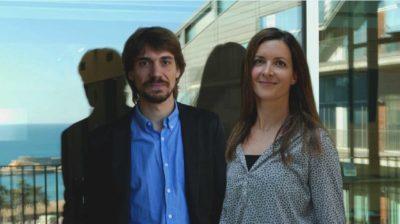 Marc Güell y Verena Ruprecht, dos jóvenes promesas en el PRBB.