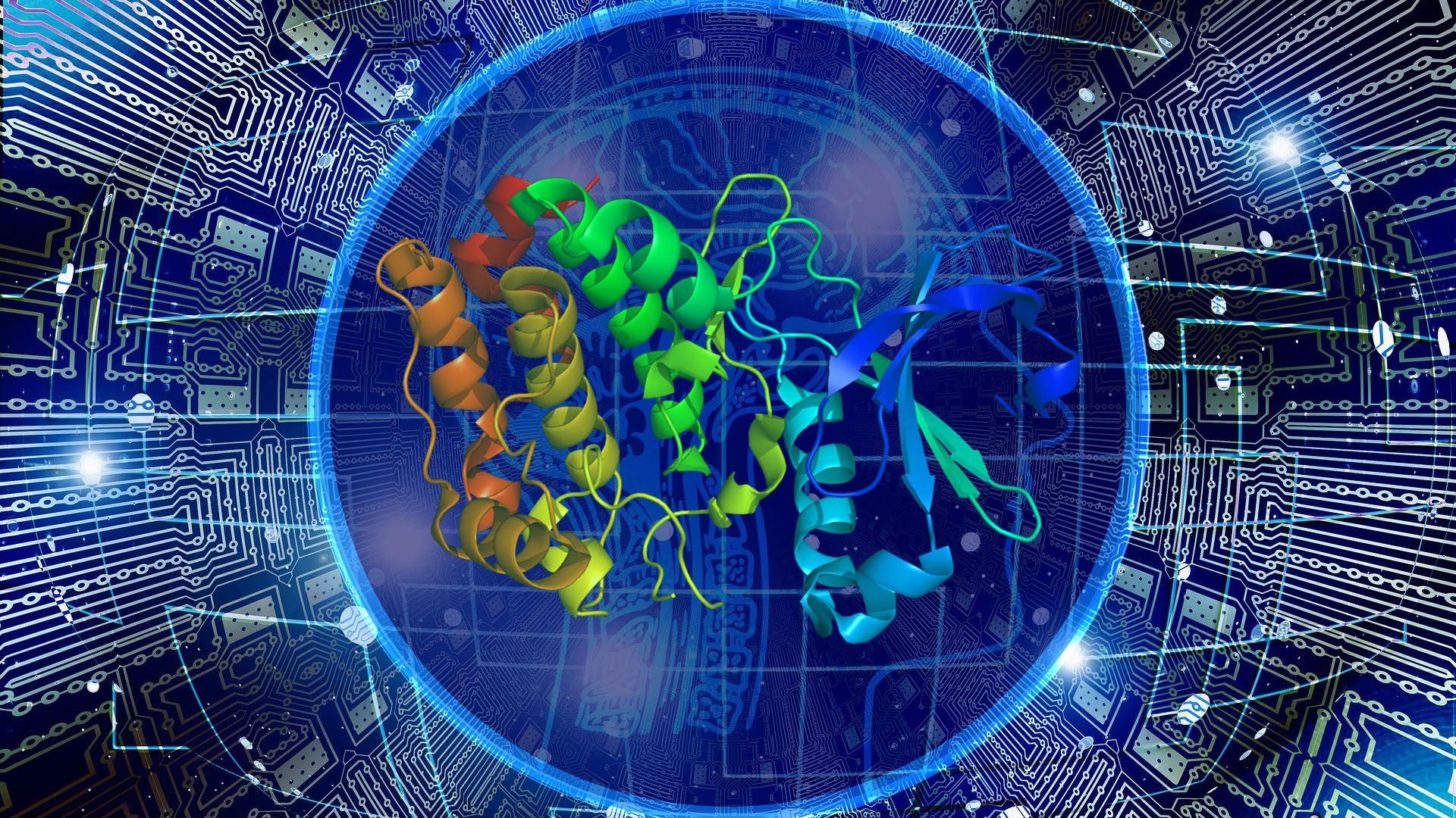 Artificial intelligence revolutionizes the world of protein structures