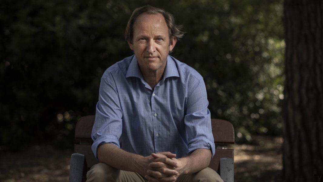 Mark Nieuwenhuijsen, director de la iniciativa de planificación urbana, medio ambiente y salud del ISGlobal. Credito: Jordi Play