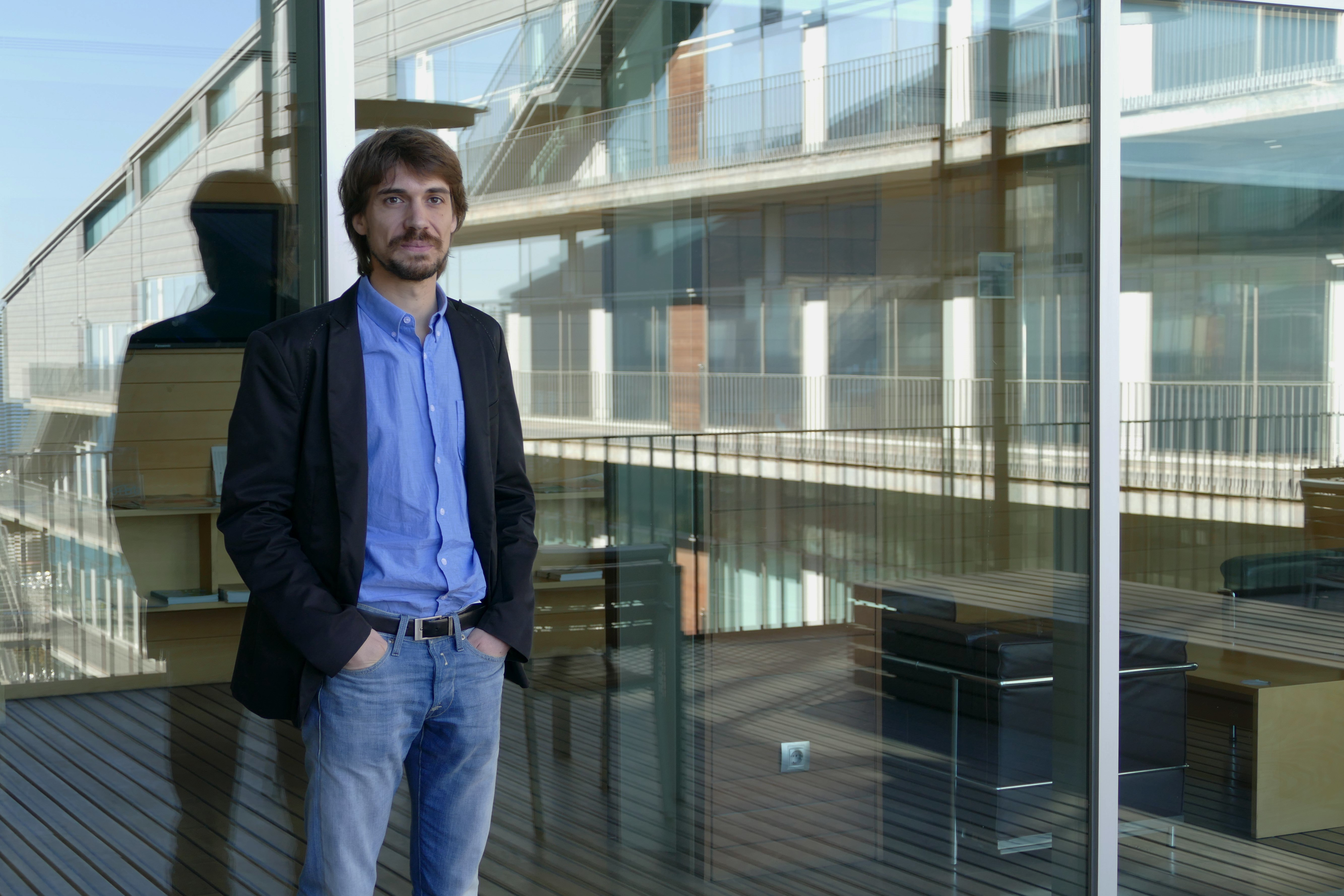"""Marc Güell: """"We must better exploit the talent and excellence that Barcelona has in terms of knowledge transfer"""""""