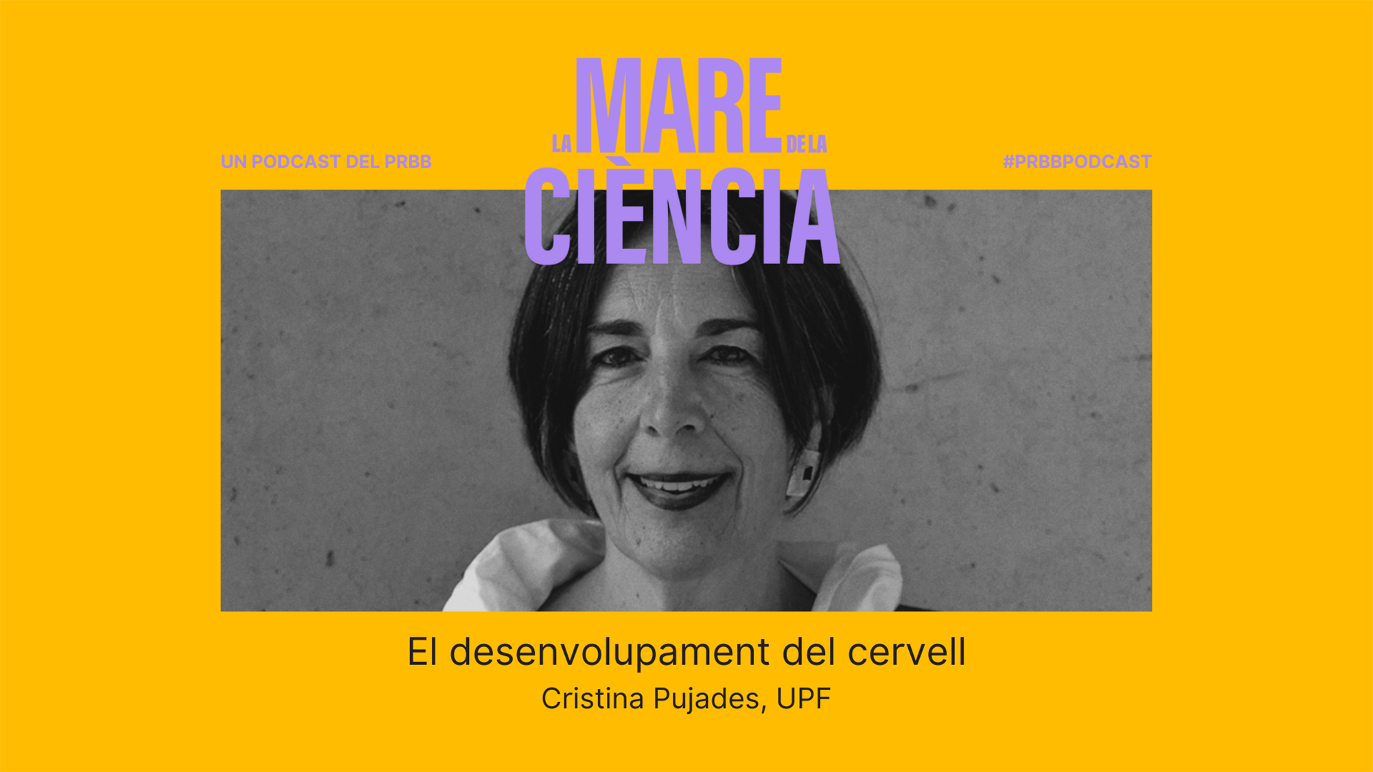 """Cristina Pujades (DCEXS-UPF): """"Dailylife in the laboratory can be very hard. That's why we need to make sure that, at least, we are passionate about it! """""""