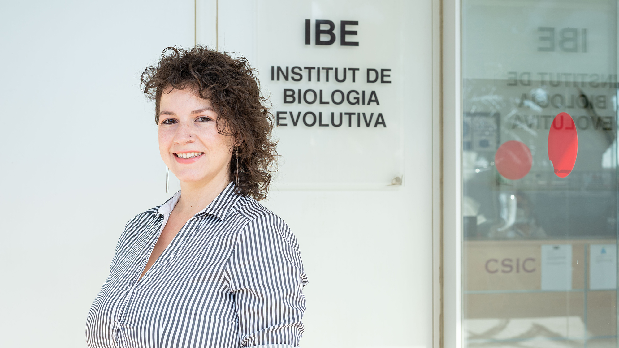 """Rosa Fernández (IBE): «Starting a research group is like entering a new house. You want to arrange so it feels like home"""""""
