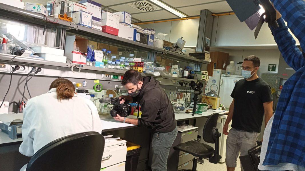 Del 18 al 23 de octubre se estrenarán seis vídeos mostrando la investigación que se hace en los centros del PRBB.